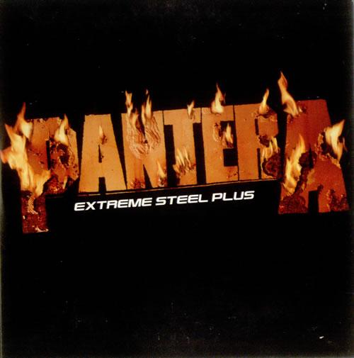 Pantera - Extreme Steel Plus