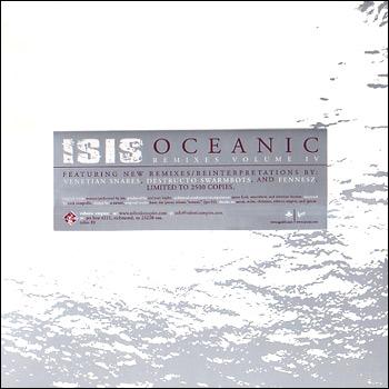 Isis - Oceanic Remixes Volume IV
