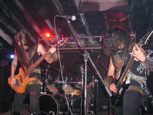 Nuclear Desecration - Photo