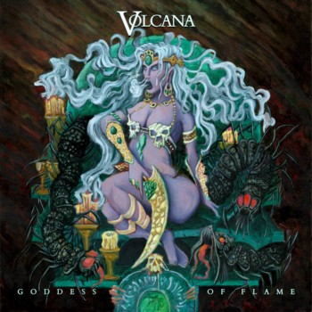 Volcana - Goddess of Flame