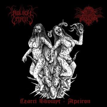 Moloch Letalis / Death's Cold Wind - Czarci skowyt / Apeiron