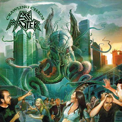 Axemaster - Crawling Chaos