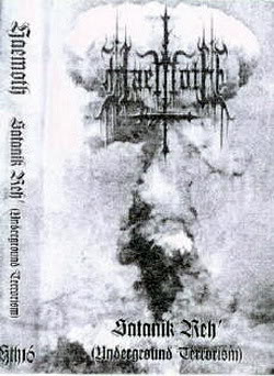 Haemoth - Satanik Rehearsal (Underground Terrorism)