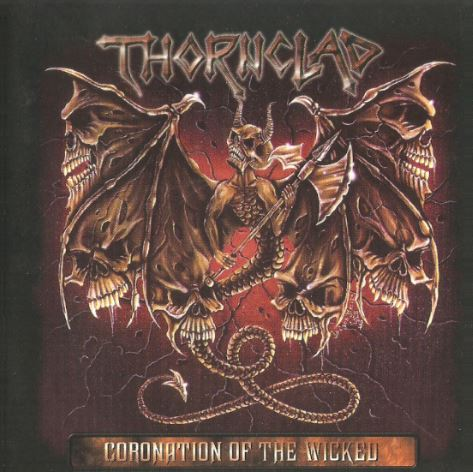 Thornclad - Coronation of the Wicked