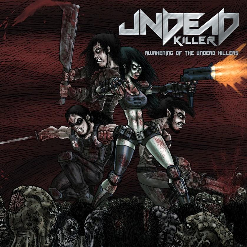 Undead Killer - Awakening of the Undead Killers