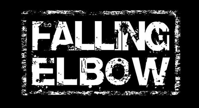 Falling Elbow - Logo