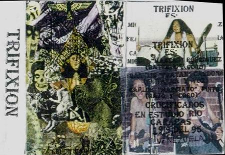 Trifixion - Crucificados
