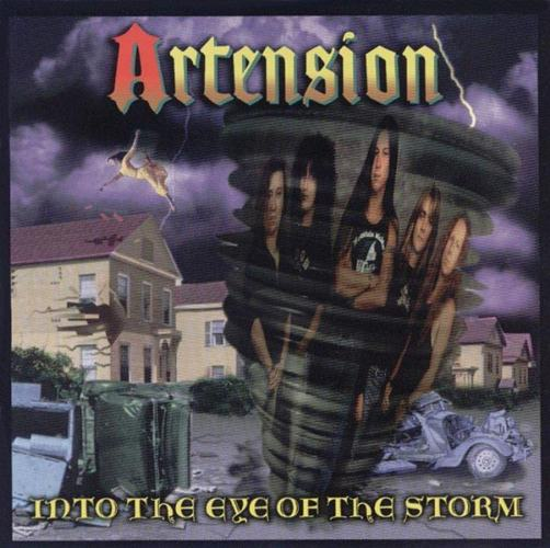 Artension - Into the Eye of the Storm
