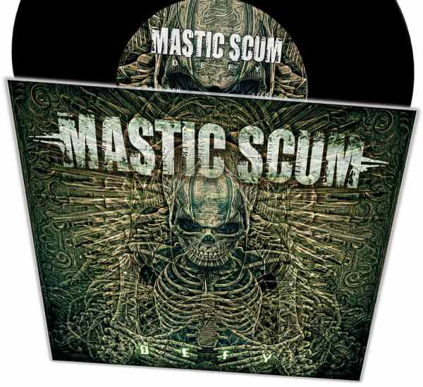 Mastic Scum / Head Cleaner - Defy / Real Life Disconnection