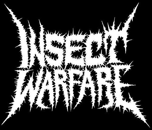 Insect Warfare - Logo