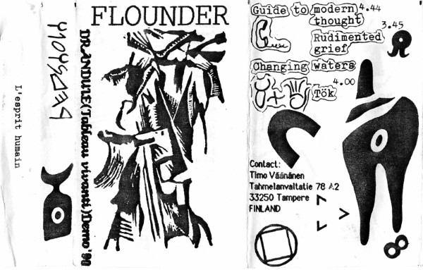 Flounder - Drandule (Tableau Vivanti)