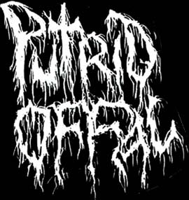Putrid Offal - Logo