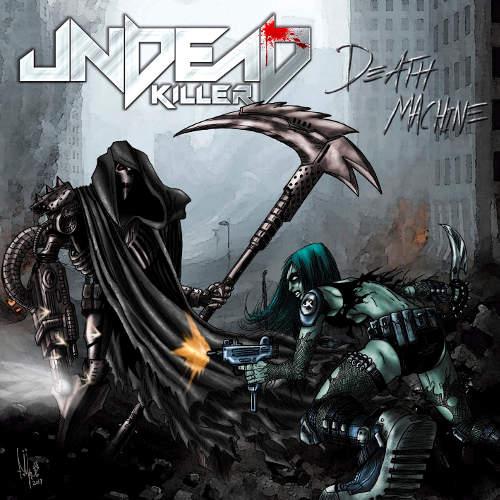 Undead Killer - Death Machine