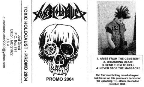 Toxic Holocaust - Promo 2004