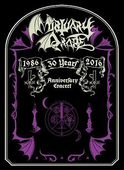 Mortuary Drape - 30th Anniversary Concert (1986-2016)
