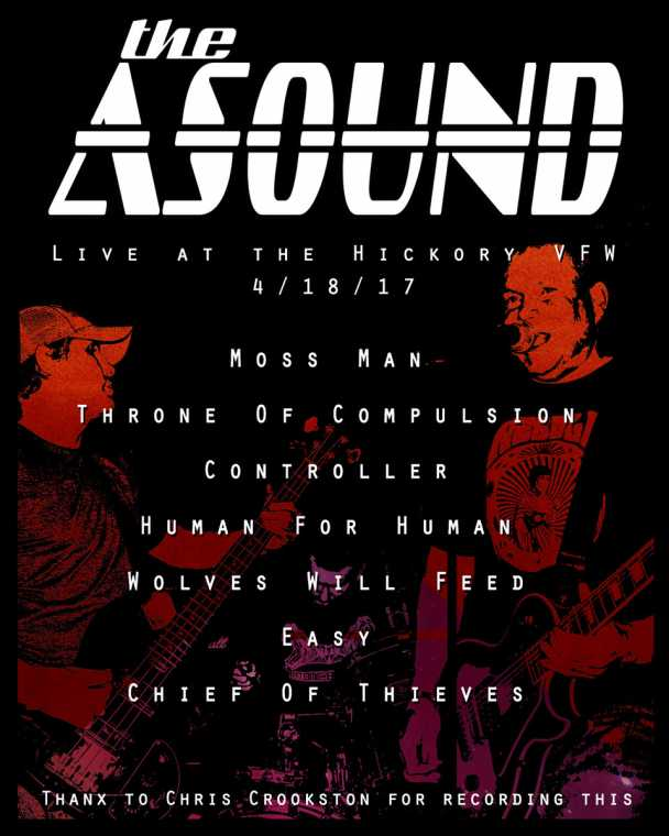 The Asound - Live at the Hickory VFW 4/18/17