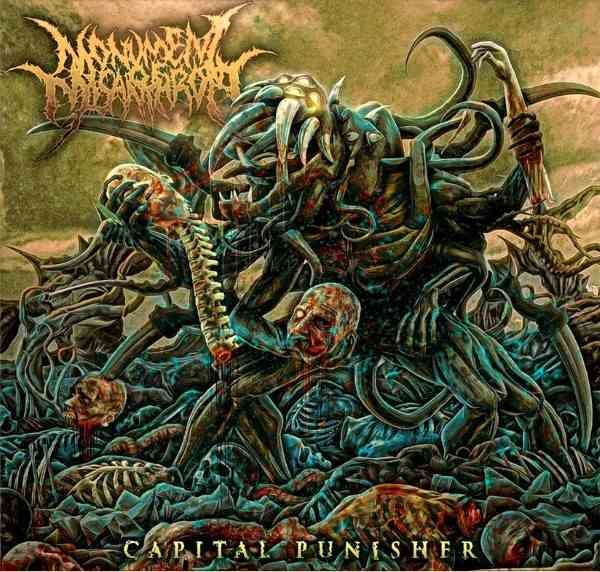 Monument of Misanthropy - Capital Punisher