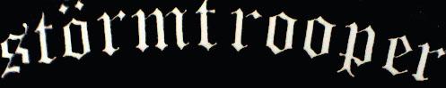 Störmtrooper - Logo