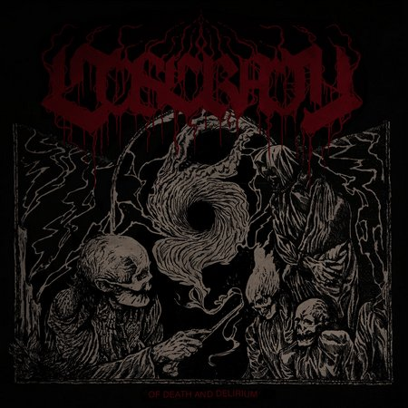 Coscradh - Of Death and Delirium