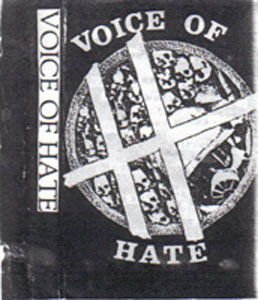 Voice of Hate - Out of Control