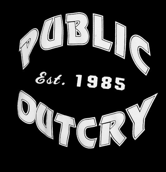 Public Outcry - Logo