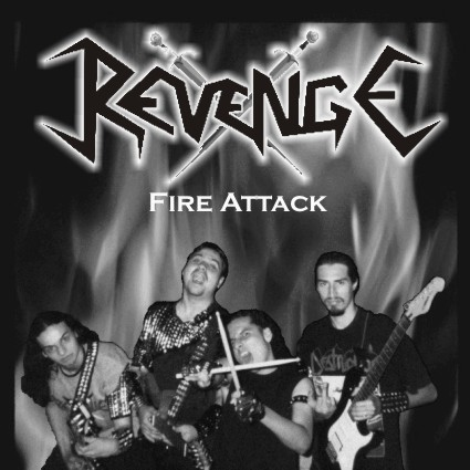 Fire Attack cover (Click to see larger picture)