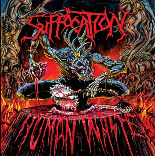 Suffocation - Human Waste