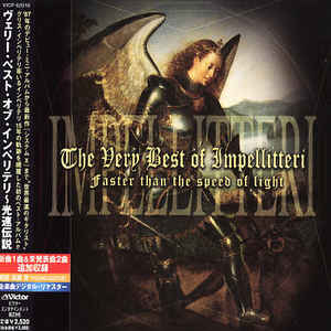 Impellitteri - The Very Best of Impellitteri: Faster Than the Speed of Light