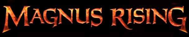 Magnus Rising - Logo