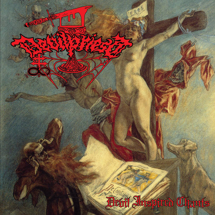 Devilpriest - Devil Inspired Chants