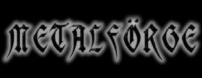 Metalförge - Logo