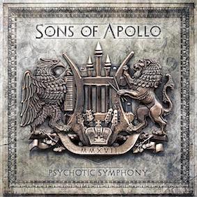 Sons of Apollo - Psychotic Symphony