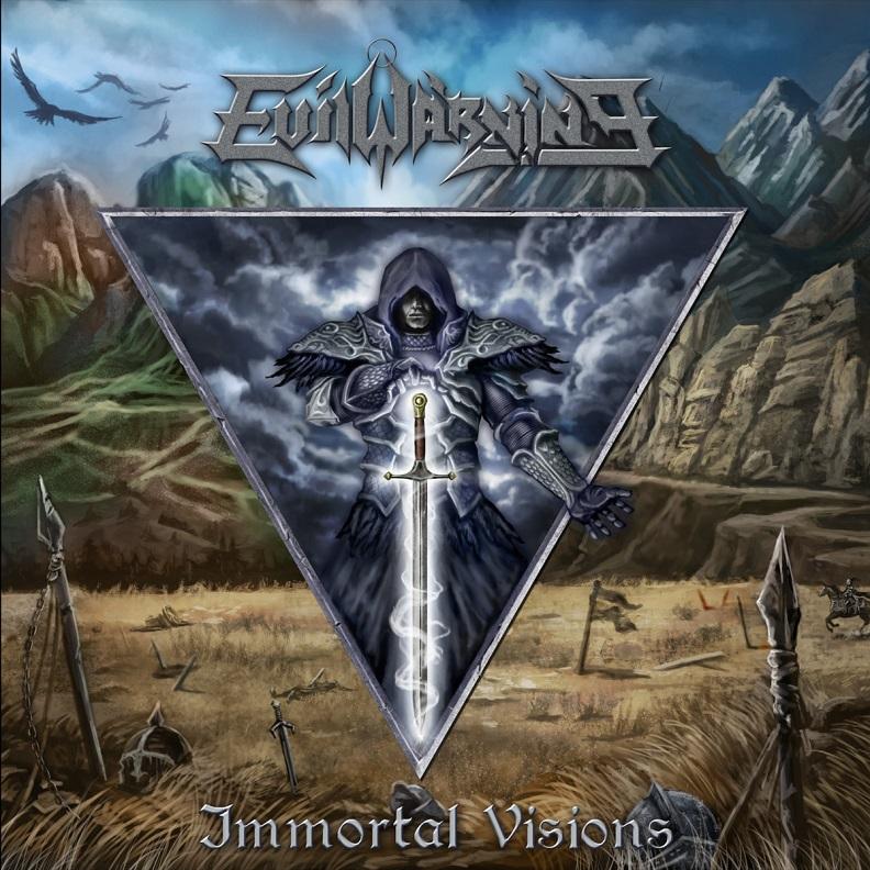 Evil Warning - Immortal Visions