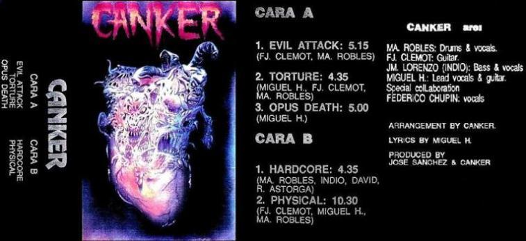 Canker - Canker