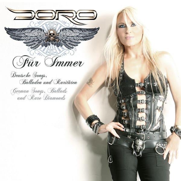 Doro - Für Immer - Deutsche Songs, Balladen und Raritäten