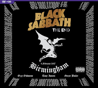 Black Sabbath - The End - 4 February 2017 Birmingham
