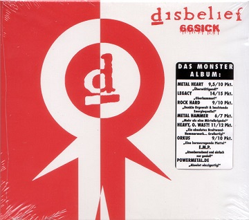 Disbelief - 66Sick
