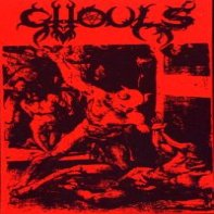 Ghouls - Rebaptized in Blasphemy