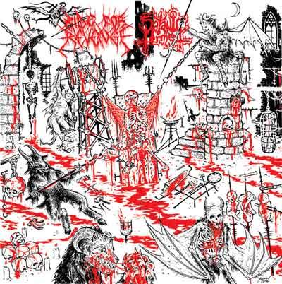Ride for Revenge / Satanic Torment - Ride for Revenge / Satanic Torment