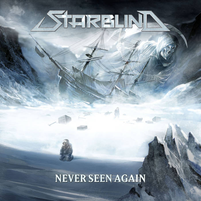 Starblind - Never Seen Again