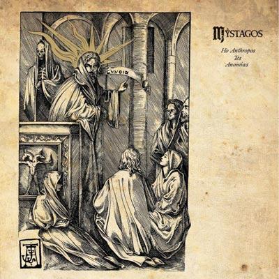 Mystagos - Ho Anthropos Tes Anomias