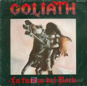 Goliath - La Fuerza del Rock