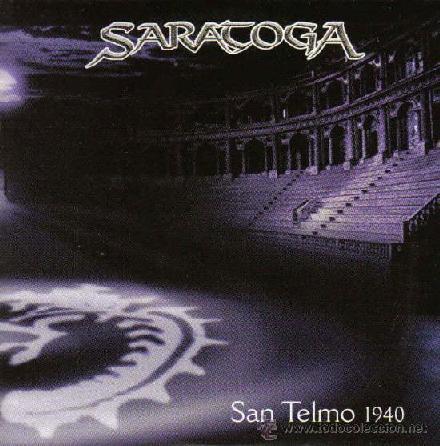 Saratoga - San Telmo 1940