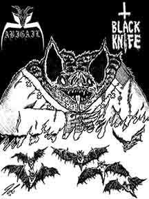 Abigail / Black Knife - Abigail / Black Knife