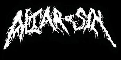 Altar of Sin - Logo