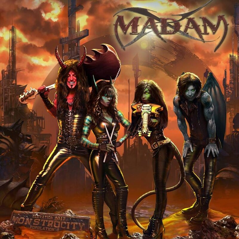 Madam X - Monstrocity
