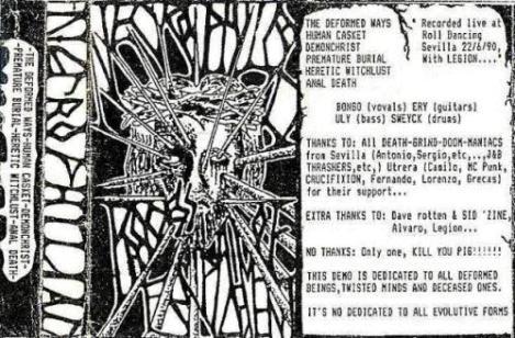 Necrophiliac - Process of Empalement