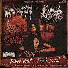 Bloodbath / Autopsy - Autopsy vs Bloodbath