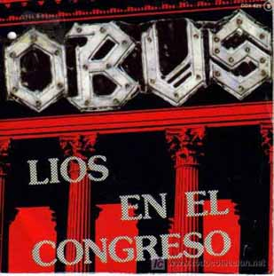 Obús - Líos en el congreso
