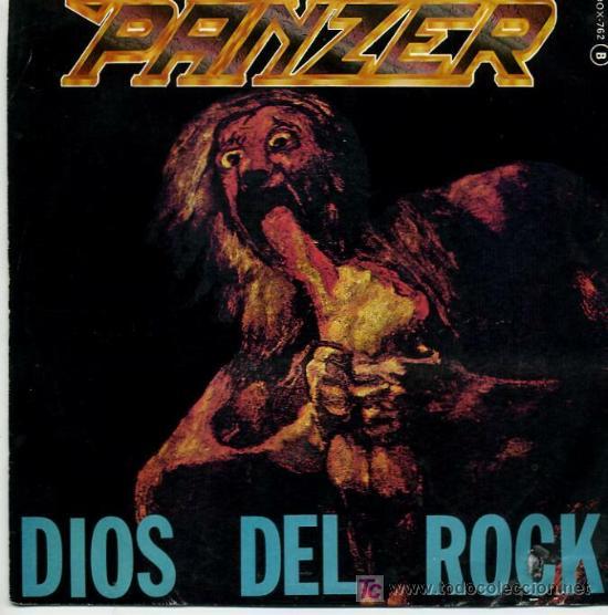 Panzer - Dios del Rock